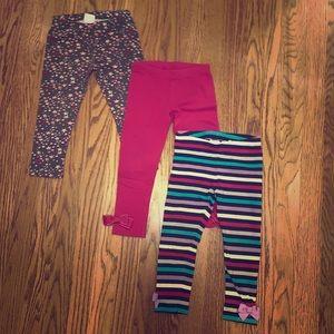 Gymboree Toddler Girls Leggings